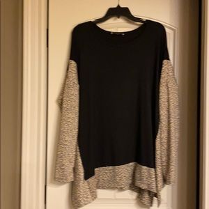 Boutique cheetah tunic top!!  BRAND NEW!!